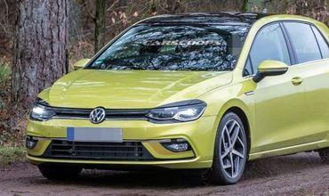 Volkswagen показал, как будет выглядеть новый Golf.