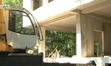 Специализированная компания начала строительство дома по улице Димо в столичном секторе Рышкановка в 2013 году.