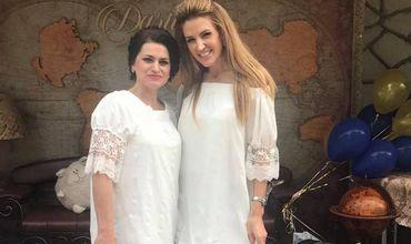 Три звезды шоу-бизнеса Молдовы надели одинаковые платья