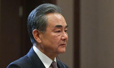 """Глава МИД Китая призвал США """"не играть с огнем"""" по тайваньскому вопросу."""
