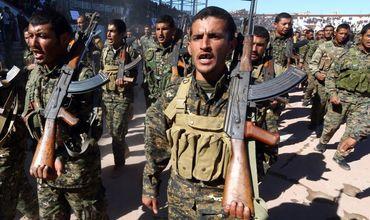 Сирийские демократические силы вместе с Кларком задержали еще одного американца и нескольких иностранных бойцов.