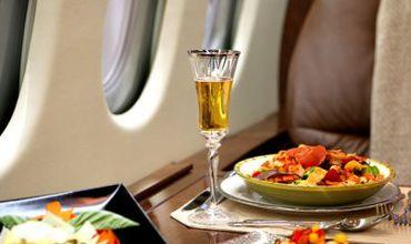 Бесплатные закуски на рейсах обычно маленькие и не способны утолить ваш голод.
