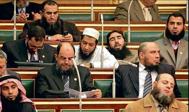 Парламент Египта.