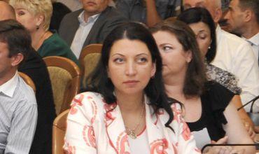 Вероника Херца с января 2010 года занимала должность главы управления финансов примэрии Кишинева.