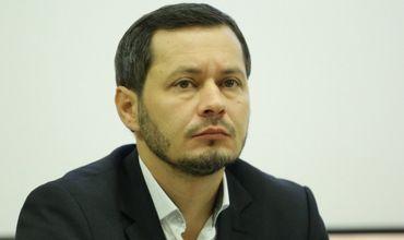 Временно исполняющий обязанности мэра столицы Руслан Кодряну.