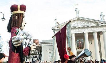 Самые счастливые жители Евросоюза проживают в Вильнюсе.