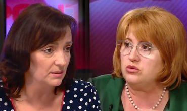 Две бывшие судьи Людмила Оуш и Домника Маноле заявляют, что из заставляли принимать незаконные решения.