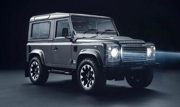 Land Rover разработал обновления для старого Defender