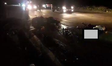 В результате ДТП на трассе Кишинев-Бельцы погиб 60-летний мужчина