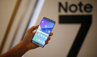 Продажи Galaxy Note 7 начались в десяти странах по всему миру 19 августа.