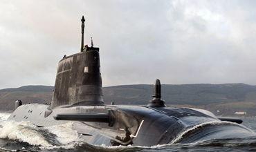 Британия выделит еще 400 миллионов фунтов на модернизацию атомных подлодок.