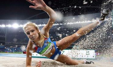 Российская прыгунья в длину Дарья Клишина прокомментировала выступление на Олимпиаде в Рио-де-Жанейро.