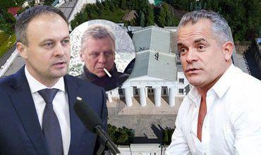 Канду о «Белом доме» Лункашу: Я не думаю, что он принадлежит Плахотнюку