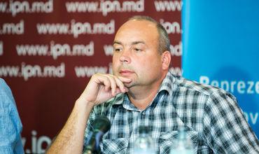 Политический комментатор Корнелиу Чуря.