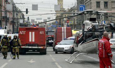 Президент Молдовы Игорь Додон выразил соболезнования в связи со взрывами в метро в Санкт-Петербурге