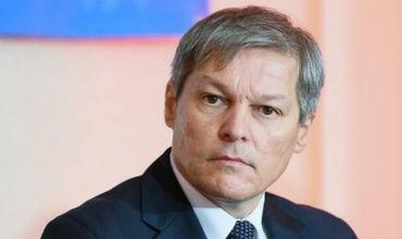 Бывший премьер-министр Румынии и Европейский комиссар Дачиан Чолош.