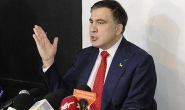 Бывший президент Грузии Михаил Саакашвили рассказал, что не имеет политических амбиций на Украине.