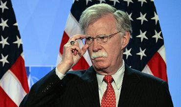 Помощник президента США по национальной безопасности Джон Болтон.