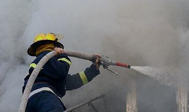 Incendiu devastator la Ungheni. Doi bărbați și-au pierdut viața