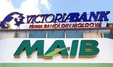 ЕБРР является акционером Moldova Agroindbank и Victoriabank.