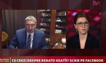 Усатый рассказал о слежке МВД за журналистами бельцкого телеканала.
