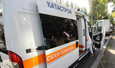 Один из пострадавших — кандидат на пост главы ДНР Игорь Хакимзянов.