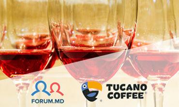 Вечеринка розового вина в Tucano Coffee Kenya!