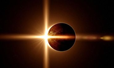 NASA будет вести прямую трансляцию затмения с высоты 30 тысяч метров над землей.