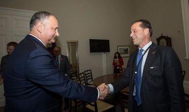 Президент отметил важность сотрудничества Республики Молдова с Соединенным Королевством.
