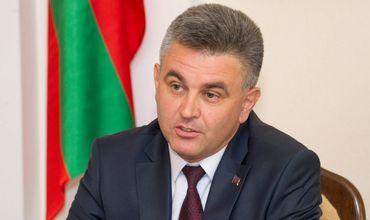 Глава Приднестровья Вадим Красносельский.