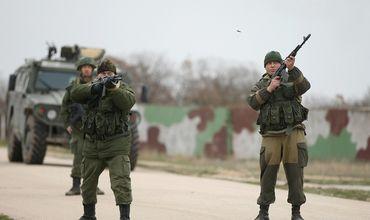 Пограничники Украины готовы к любому сценарию на границе с Крымом.