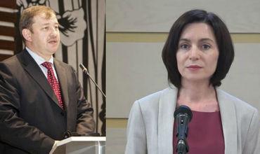 Шелин: Санду уже дважды принимала решение подать в отставку, но ее дважды останавливал посол США