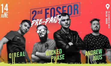 Конкурс диджеев Fosfor завершится на второй Pre-Party вечеринке.