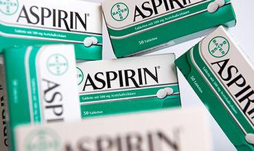 Если принимать аспирин регулярно, то это снижает риск смерти в случае возникновения инсульта.