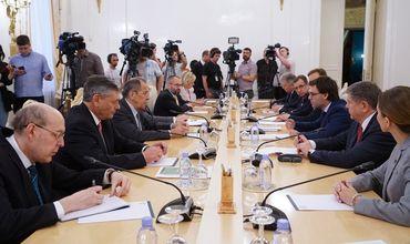 Попеску в Москве: Молдова не будет пересматривать свою внешнюю политику