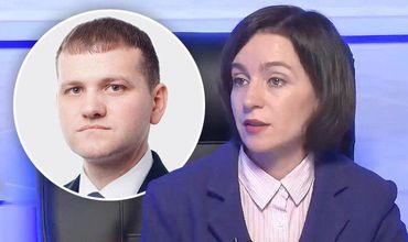 Санду об участии Мунтяну в избирательном округе в Оргееве: Это смело.