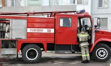 За неделю в Приднестровье произошло 5 пожаров, 1 человек погиб.