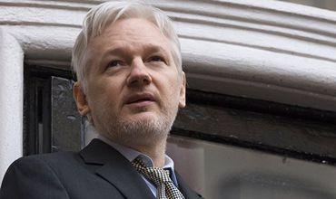 Создатель WikiLeaks Джулиан Ассанж.