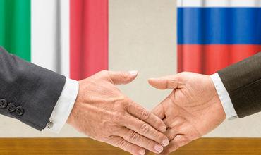 Италию предупредили о последствиях снятия санкций с России.