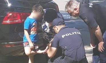 Патрульные оказали первую помощь травмированному ребёнку.