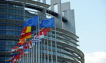 В Европарламенте проголосуют по поправкам к закону по газу ЕС. Фото: ria.ru