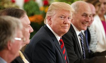 Трамп рассказал о ходе встреч представителей США и КНДР. Фото: AP Photo
