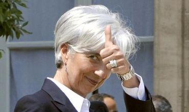 МВФ верит Лагард вопреки суду Франции.