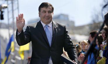 Видео Саакашвили опубликовал на своей странице в социальной сети Facebook.