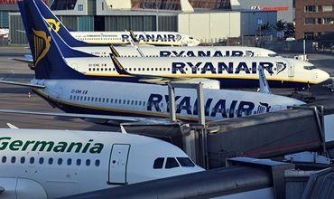 Авиакомпания Ryanair призвала ограничить продажу алкоголя в аэропортах