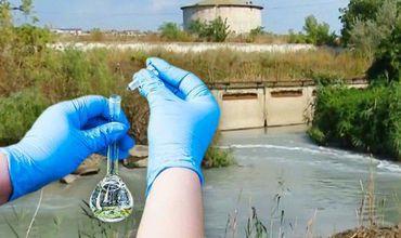 Уровень загрязнения воды на очистной станции превышает норму в десятки раз