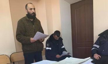 Георге Петик снова переведен в другую тюрьму