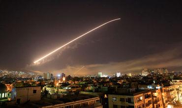 СМИ: сирийская ПВО сбила ракеты рядом с Хомсом. Фото: AP