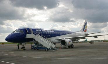 Air Moldova названа самой пунктуальной авиакомпанией