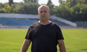 Директор школы футбола Бельц Иван Королюк.